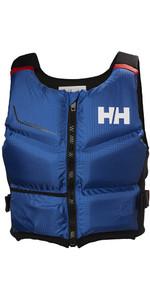 2018 Helly Hansen 50N Rider Stealth Zip Buoyancy Aid Olympian Blue 33841