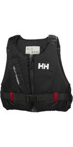 2019 Helly Hansen 50N Rider Vest / Buoyancy Aid Navy / Silver 33820