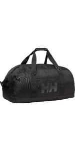 2020 Helly Hansen 70L Sport Duffel Bag 67431 - Black