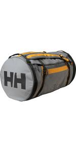 2020 Helly Hansen 90L Duffel Bag 2 68003 - Quiet Shade