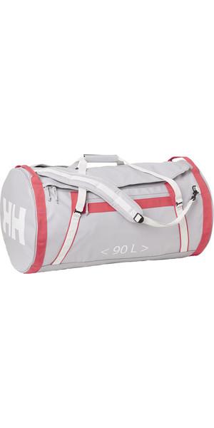 2018 Helly Hansen 90L Duffel Bag 2 Silver Grey 68003