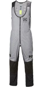 2019 Helly Hansen Aegir H2FLOW Salopettes Ebony 33906