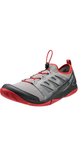 2018 Helly Hansen Aquapace 2 Low Profile Shoe Silver Grey 11145