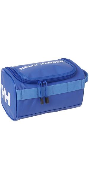 2018 Helly Hansen Classic Wash Bag Olympian Blue 67170