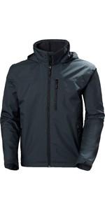 2020 Helly Hansen Crew Hooded Jacket 33875 - Slate