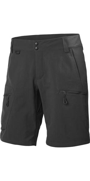 2018 Helly Hansen Crewline Cargo Shorts Ebony 33937