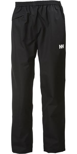 2018 Helly Hansen Dubliner Sailing Trousers Black 62652