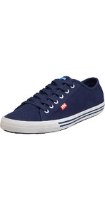 2018 Helly Hansen Fjord Canvas Shoe Navy / White 10772