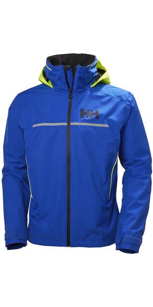 2018 Helly Hansen Fjord Jacket Olympian Blue 33878