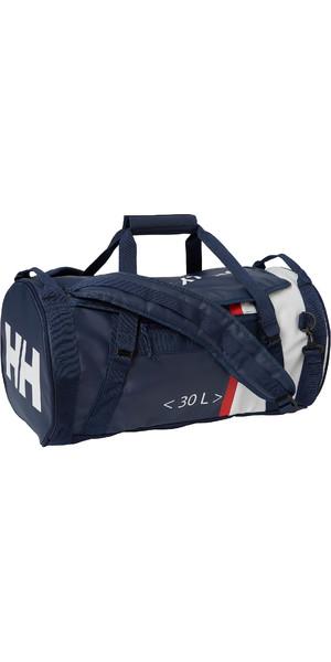 2019 Helly Hansen HH 30L Duffel Bag 2 Evening Blue 68006