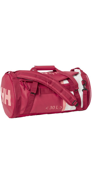 2018 Helly Hansen HH 30L Duffel Bag 2 Persian Red 68006