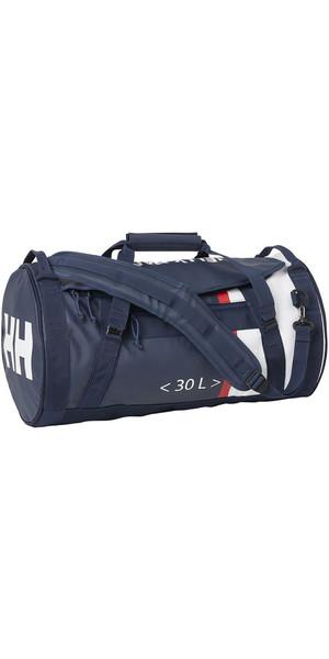 2018 Helly Hansen HH 30L Duffel Bag 2 Evening Blue 68006