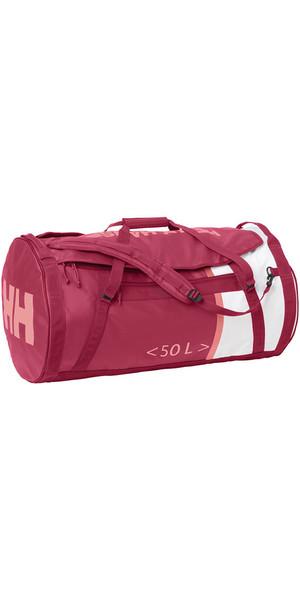 2018 Helly Hansen HH 50L Duffel Bag 2 Persian Red 68005