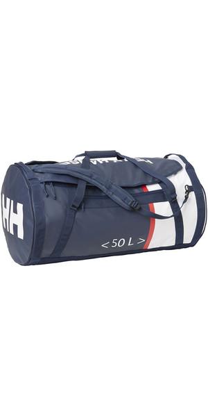2018 Helly Hansen HH 50L Duffel Bag 2 Evening Blue 68005