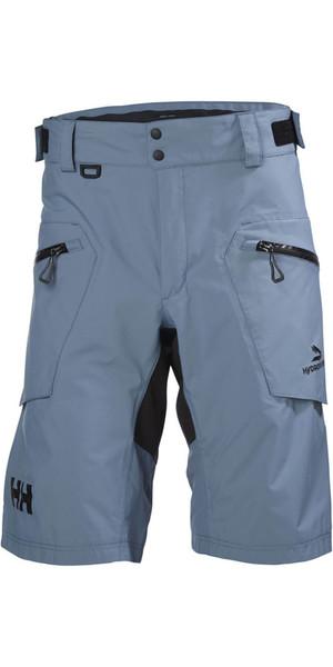 2018 Helly Hansen HP Helly Tech Shorts Graphite Blue 33880