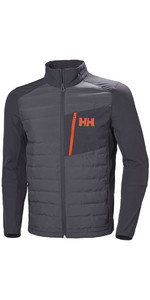 2019 Helly Hansen HP Insulator Jacket Graphite Blue 33928