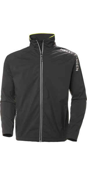 2018 Helly Hansen HP Shore Jacket Ebony 54106