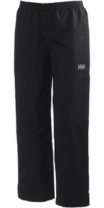 Helly Hansen Junior Dubliner Trousers Black 40330
