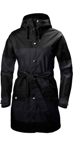 Helly Hansen Ladies Lyness Insulated Coat Graphite Stripe 62462