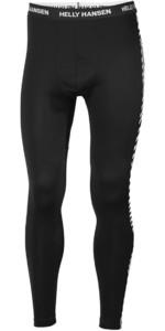 2019 Helly Hansen Lifa Base Layer Trouser Black 48305