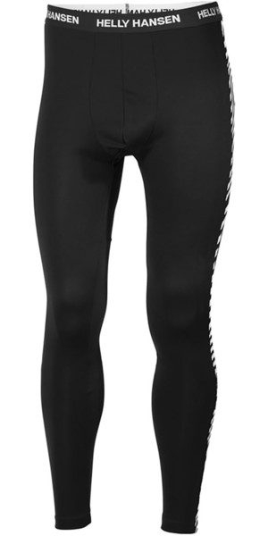 2019 Helly Hansen Lifa Base Layer Trouser Black 48305