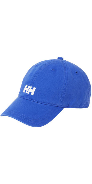 2018 Helly Hansen Logo Cap Olympian Blue 38791