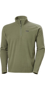 2020 Helly Hansen Mens Daybreaker 1/2 Zip Fleece 50844 - Lav Green