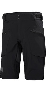2021 Helly Hansen Mens Foil HT Shorts Black 34012