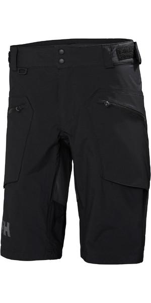 2019 Helly Hansen Mens Foil HT Shorts Black 34012