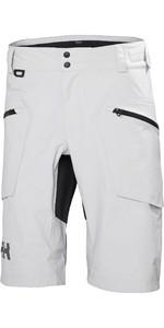 2020 Helly Hansen Mens Foil HT Shorts Grey Fog 34012