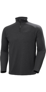 2021 Helly Hansen Mens HP 1/2 Zip Technical Pullover 54213 - Ebony