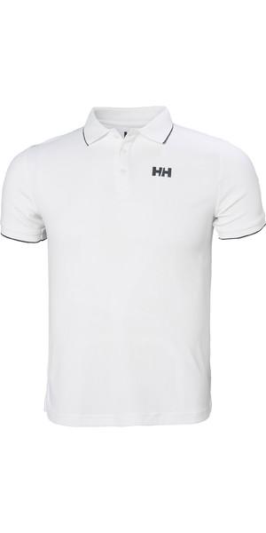 2019 Helly Hansen Mens Kos Polo White 34068