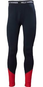 2020 Helly Hansen Mens Lifa Merino Mid Weight Trousers 49366 - Navy