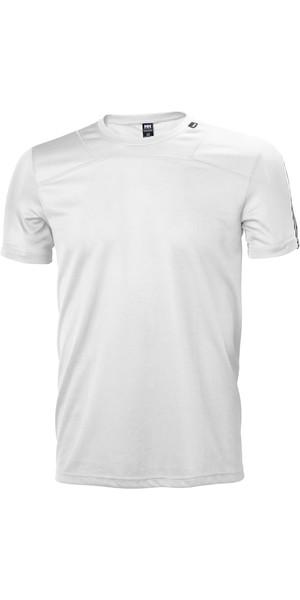 2019 Helly Hansen Mens Lifa T Shirt White 48304