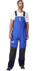 2020 Helly Hansen Mens Pier Bib Trousers 34157 - Royal Blue