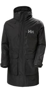 2020 Helly Hansen Mens Rigging Coat 53508 - Black