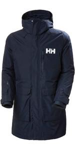 2020 Helly Hansen Mens Rigging Coat 53508 - Navy