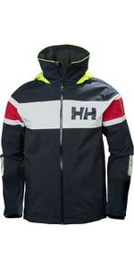 2020 Helly Hansen Mens Salt Flag Sailing Jacket 33909 - Classic Navy