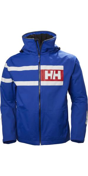 2018 Helly Hansen Salt Power Jacket Olympian Blue / Red 36278