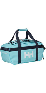 2021 Helly Hansen Scout Deffel Bag Small 67440 - Glacier Blue
