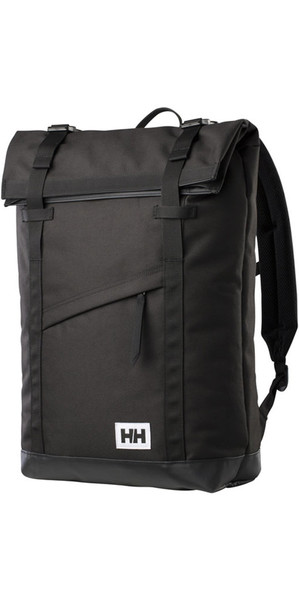 2018 Helly Hansen Stockholm 29L Back Pack Black 67187