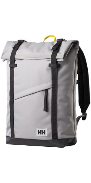 2018 Helly Hansen Stockholm 29L Back Pack Silver Grey 67187
