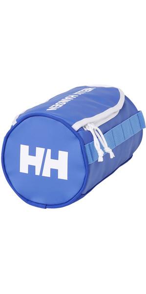 2018 Helly Hansen Wash Bag 2 Olympian Blue 68007
