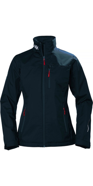 2019 Helly Hansen Womens Crew Jacket Navy 30297