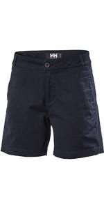 Helly Hansen Womens Crew Shorts Navy 53047