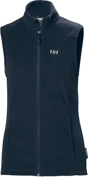 2019 Helly Hansen Womens Daybreaker Fleece Gilet Navy 51830