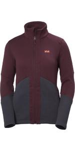 Helly Hansen Womens EQ Black Midlayer Jacket Port 51796