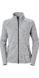 2020 Helly Hansen Womens Varde Fleece Jacket 51862 - Grey Fog
