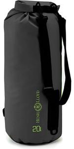 Henri Lloyd Dri Pac 20L Drybag  Black YL800009