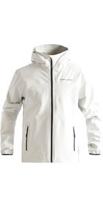 2020 Henri Lloyd Mens M-Course Light 2.5 Layer Inshore Sailing Jacket P201110042 - Cloud White